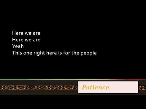 Nas & Damian Marley - Patience [Lyrics]