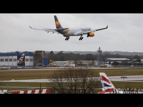 Arrests made in London Gatwick Airport drone incidents