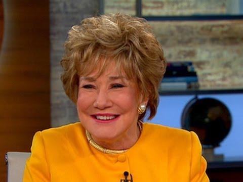 "Elizabeth Dole advocates for ""hidden heroes"""
