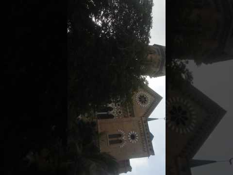 Frere Hall karachi view 1