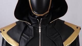 Avengers 4 Endgame Adult Hawkeye Ronin suit cosplay costumes