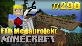 Die Quarry - die schon lang nicht mehr steht ^^! - Minecraft MEGA PROJEKT #290 [Deutsch/Full-HD]