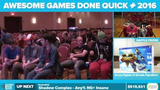 Shadow Complex by Greenalink in 8:40 - Awesome Games Done Quick 2016 - Part 120