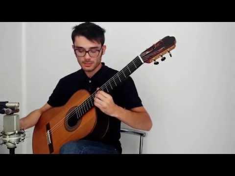 Bruno Felipe Duarte - Capricho Árabe Francisco Tárrega