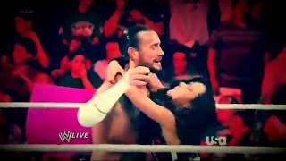 Brie/cm punk/aj || The weeknd-Earned it ||