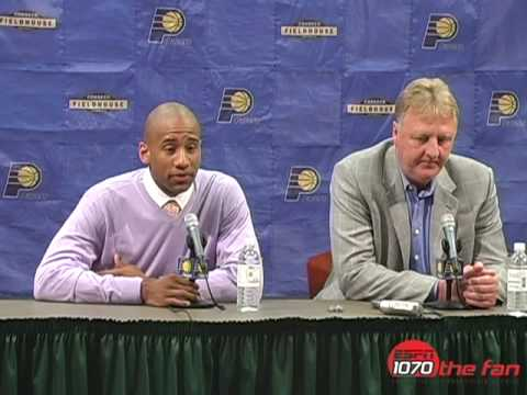 Dahntay Jones Signs with Indiana Pacers