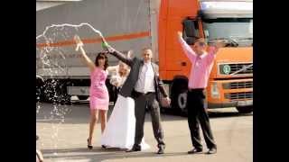 Свадьба Дальнобойщика!
