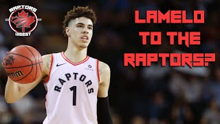 LaMelo Ball TRADE to the RAPTORS?? - Breaking Down 3 Toronto Rumours Surrounding STAR Rookie