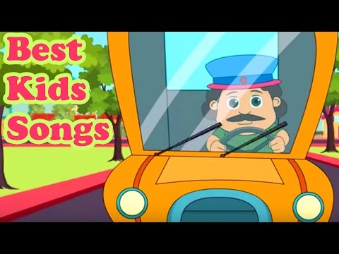 Baby Songs with Lyrics and Action - Pongo! Nursery Rhymes