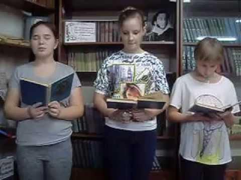 Изображение предпросмотра прочтения – ЕленаСкляренко читает произведение «Бородино» М.Ю.Лермонтова