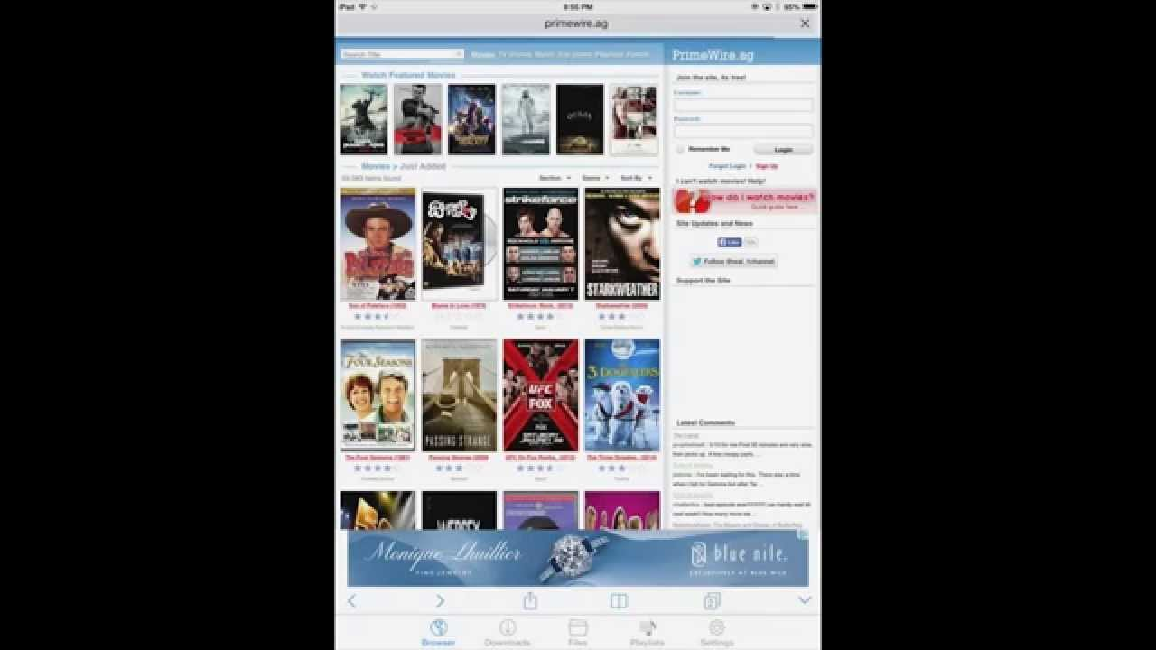 How To Download Any Movies Free (IPAD/IPHONE) or PC/Mac T - YouTube