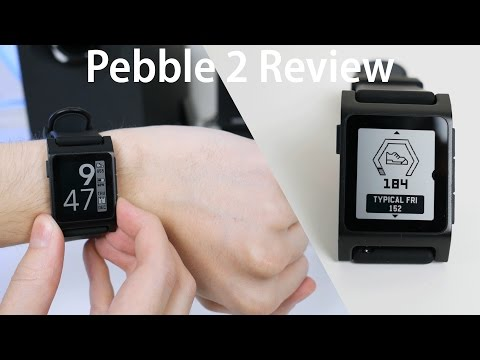 Pebble 2 HR Review - Best Budget Smartwatch?