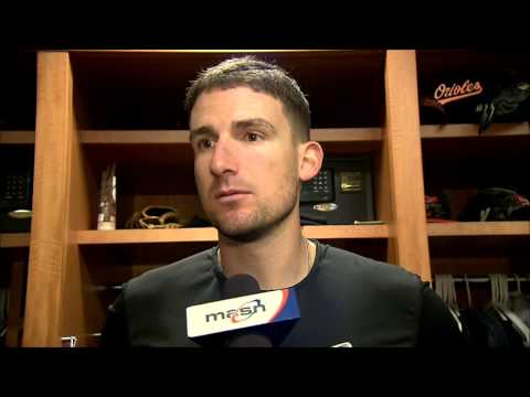 Ryan Flaherty talks about what it