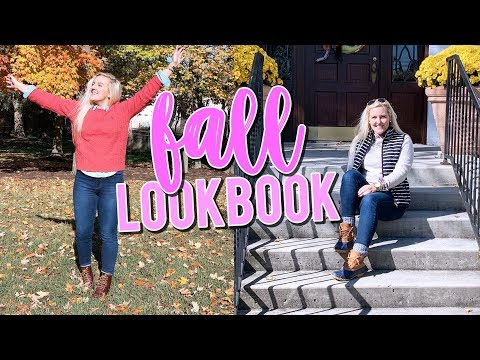 PREPPY FALL LOOKBOOK!! FALL FASHION 2019 (LLBean Boots, HUNTER Boots, JCrew & MORE) || Kellyprepster