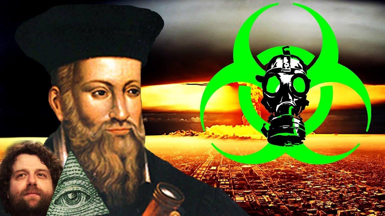 Nostradamus Przepowiednie na 2017 - Rok Wielkich Zagrożeń - Spiskowe Teorie
