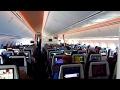 TRIP REPORT   BRAND NEW Air France 787-9 Dreamliner   London Heathrow to Paris CDG   Economy Class!