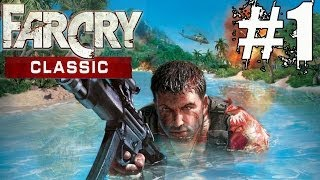 Far Cry Classic Walkthrough Part 1 No Commentary Gameplay Lets Play Playthrough