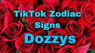 99.9% Accurate Zodiac Signs TikTok