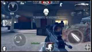 Modern Combat 4- Keep or Delete?Cross Map Grenade launcher kills