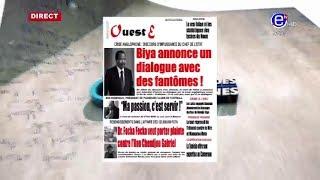 LA REVUE DES GRANDES UNES DU MERCREDI 11 SEPTEMBRE 2019 EQUINOXE TV