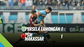 Download Video [Pekan 20] Cuplikan Pertandingan Persela Lamongan vs PSM Makassar, 10 Agustus 2018 MP3 3GP MP4