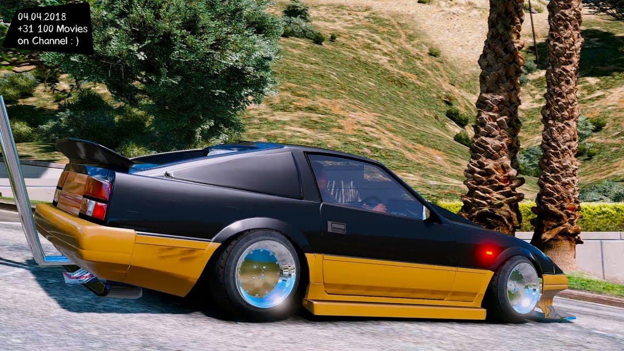 Nissan Fairladyz Z31 Bosozoku Edition Grand Theft Auto V Mgva