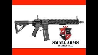 The Knights Armament SR15 E3 Mod 2 M-LOK