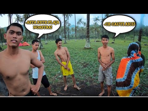 Copiii SMECHERI De Pe Plajele Din INDONEZIA...