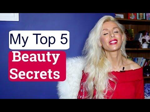 My Top 5 (Inner) BEAUTY SECRETS