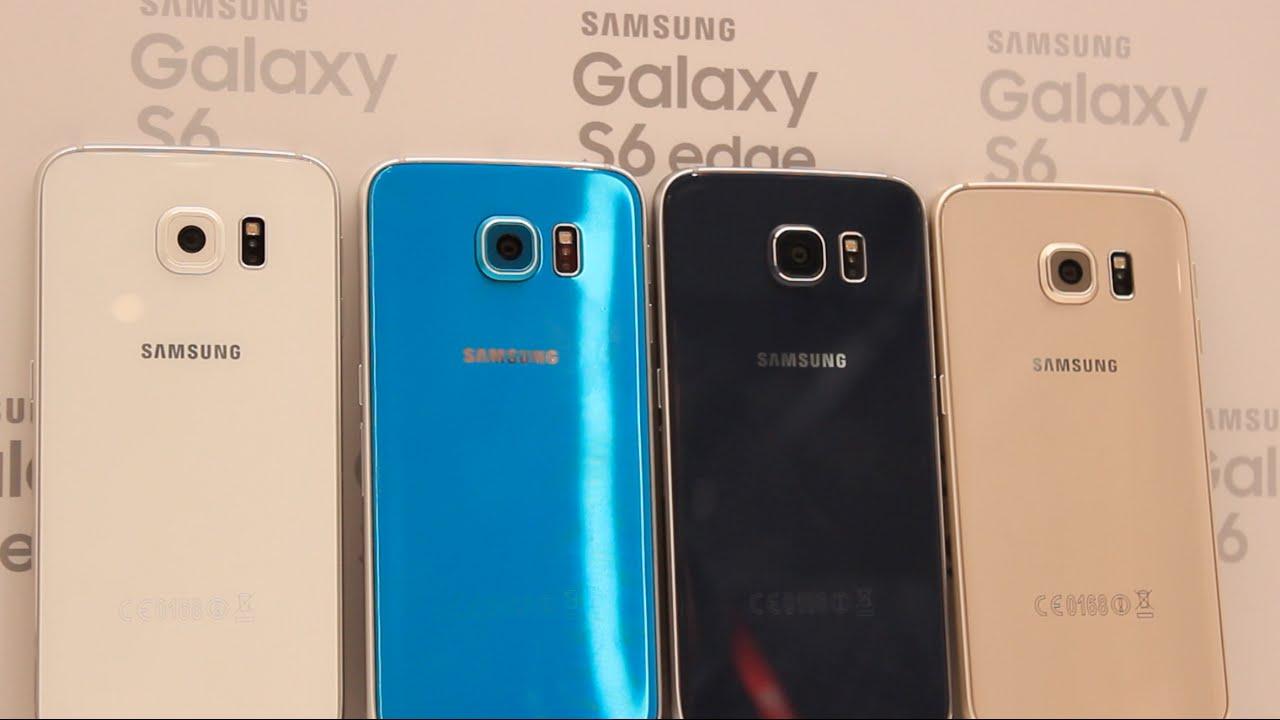 Todo sobre el Samsung Galaxy S6 y S6 Edge