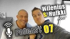 Wilenius & Hulkki PODCAST 07: virheitä vuosien varrelta