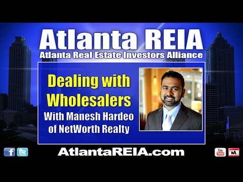 BIG April 2018: Dealing with Wholesalers with Manesh Hardeo