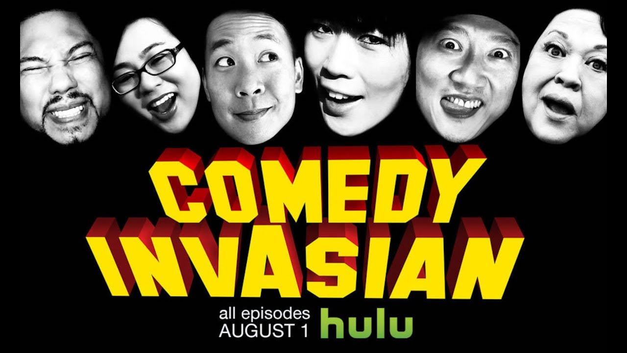 Comedy InvAsian First Season (Trailer)