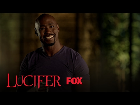 Amenadiel And Lucifer Discover The Final Piece To The Flaming Sword | Season 2 Ep. 18 | LUCIFER