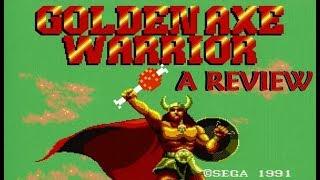 Review - Golden Axe Warrior (Sega Master System) | hungrygoriya