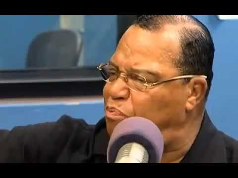 Farrakhan tells the media what suck ups and slaves they are