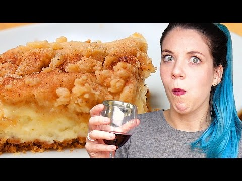 Wine Mom's Favorite Cheesecake Recipe