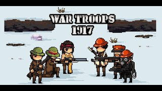 War Troops 1917: Trench Warfare WW1 Strategy Game