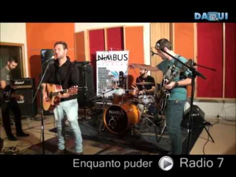 Sons da Gente com a banda Rádio 7   Parte 1