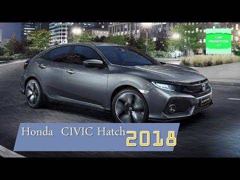 2018 Honda CIVIC Hatchback-Sport Performance 127kw VTEC Turbo engine