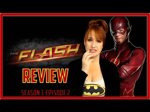 The Flash Review: Season 3 Episode 2