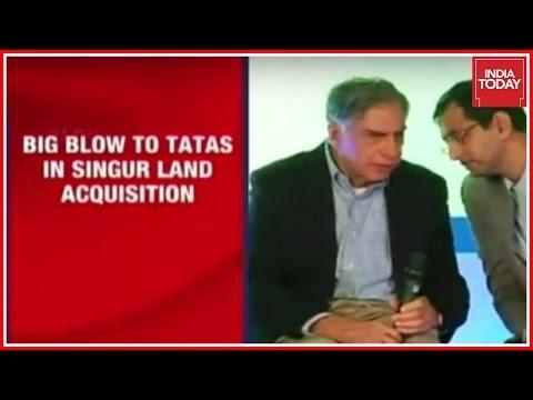 SC Slams Tatas & Former WB Govt Over Singur Land Aquisation