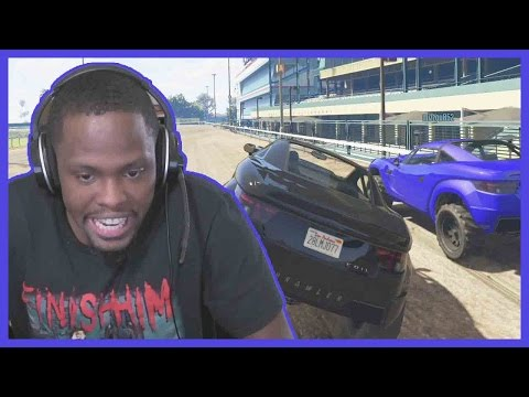 CAN MAV WIN A RACE??? - GTA 5 Online PS4 | Twitch Subscriber Lobby Part 50