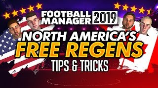 Free North American Wonderkids - Football Manager 2019 (FM19)