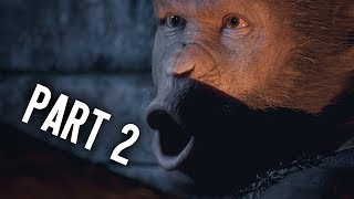 Planet of the Apes Last Frontier Gameplay Walkthrough Part 2 - KHAN