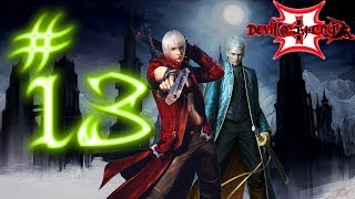 A Fucking Invisible Floor!!! - EP 13 - Devil May Cry 3