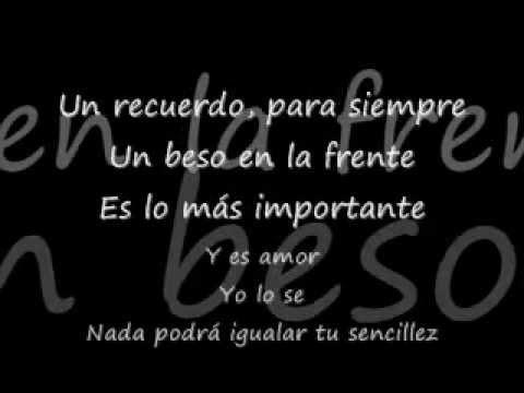 Prince Royce - Las Cosas Pequenas Lyrics