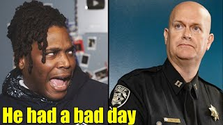 "Atlanta police chief says "" HE HAD A BAD DAY""... 