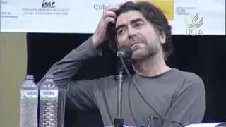 Presencias Literarias en la UCA Joaquín Sabina 11/10/2004