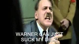 Hitler Reacts to Time warner cable shutting showtime down
